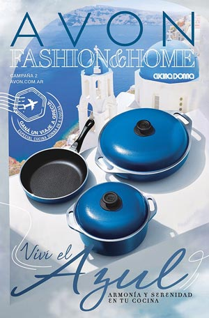 Avon folletos cosm tica y fashion home - Mandarina home catalogo ...